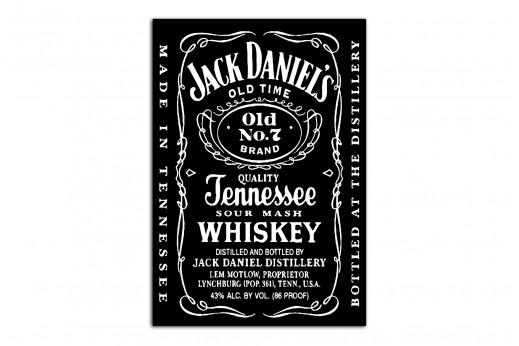 Постер Jack Deniels